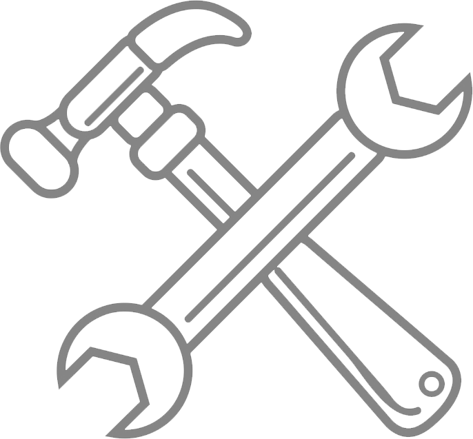 Wrench and Hammer 404 Error