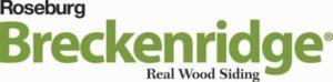 Roseburg Breckenridge Cedar Siding